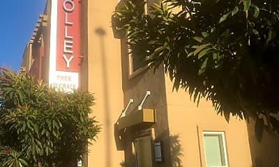 Trolley Park Terrace, 1