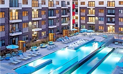 Pool, 3700 Mapleshade Ln, 2