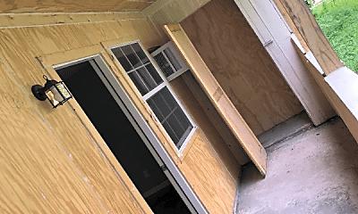 Patio / Deck, 7813 Detroit St, 2