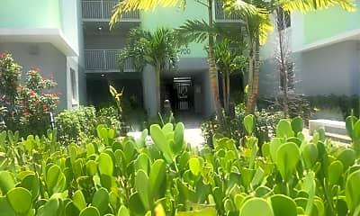 Northwest Gardens V, 1