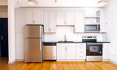 Kitchen, 1 E 1st St, 1