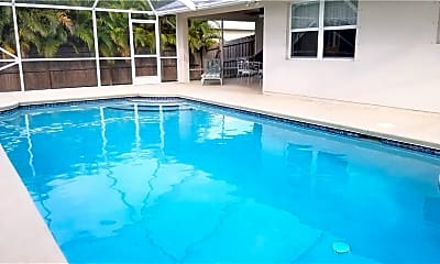 Pool, 434 Easy St, 0