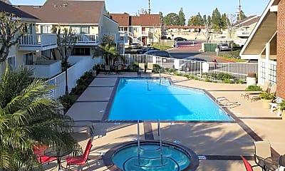 Pool, Amberway Apartments, 0