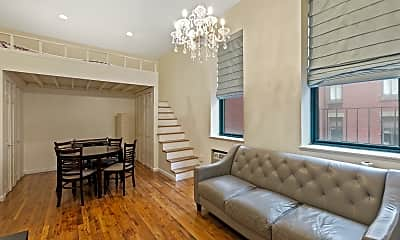 Living Room, 23 Waverly Pl, 0
