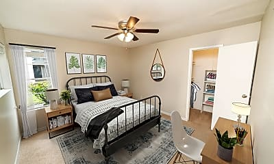 Bedroom, Newport At Clearlake Apartment Homes, 1
