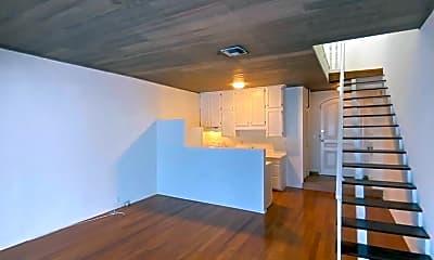 Living Room, 8919 Burton Way, 1