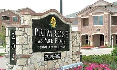 Primrose At Park Place, 1