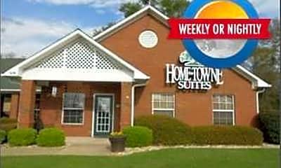 InTown Suites Plus - Auburn (YAA), 0