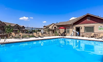 Pool, Highlands at Red Hawk, 0