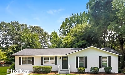 Building, 208 Colonial Hills Rd, 0