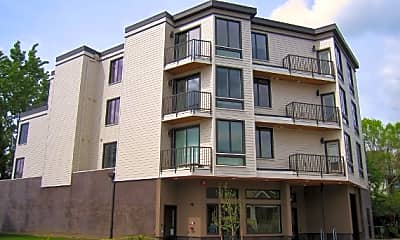 Building, Ellis Flats, 0