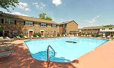 Pool, Village West, 1