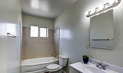 Bathroom, Saturn Apartments, 2