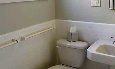 Bathroom, 1220 Martha Custis Dr, 2