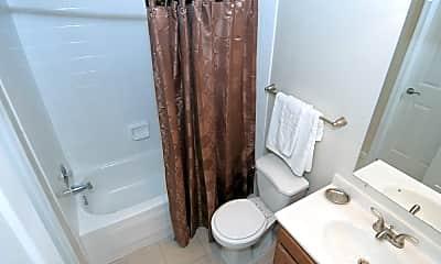 Bathroom, Shelter Cove, 2
