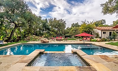 Pool, 2540 Foothill Rd, 0