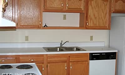 Kitchen, 409 Blake Cir, 2