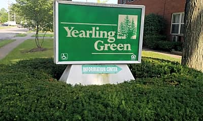 Yearling Green, 1