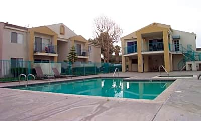 Pool, Branford Villas, 0
