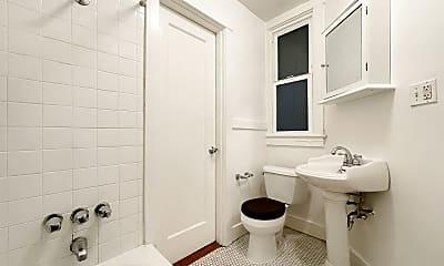 Bathroom, 665 Geary St, 2