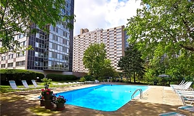 Pool, 12520 Edgewater Dr 1001, 1
