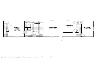 Living Room, 602 W Main St, 1