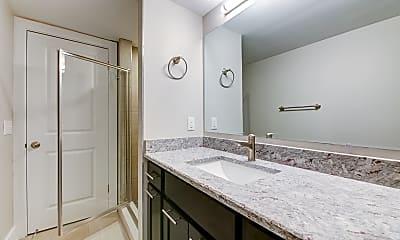 Bathroom, Old Green Road Apartments, 2