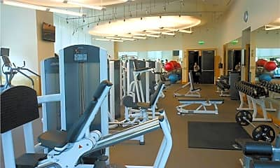 Fitness Weight Room, 222 E Karen Ave 1202, 2