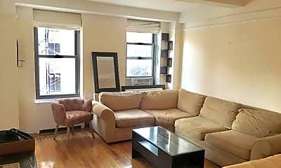 Living Room, 200 W 16th St, 1