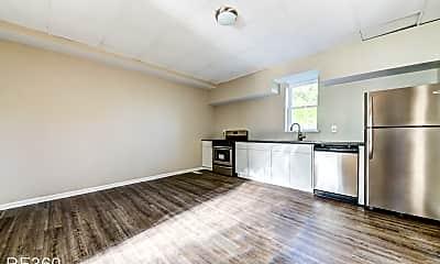 Living Room, 633 McLain St, 1