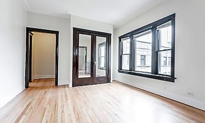 Living Room, 3522 N Broadway, 1
