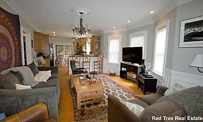 Living Room, 53 Hobart St, 1