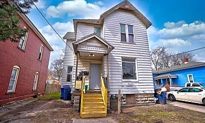 Building, 308 S Henry St, 1