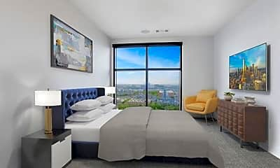 Bedroom, 3200 McKinney Ave 2002, 0