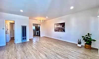 Living Room, 1217 N Virgil Ave 5, 0