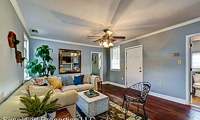Living Room, 18 Line St, 1