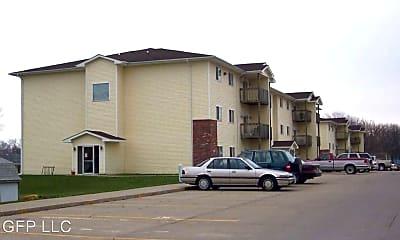 Building, 208 S J St, 1