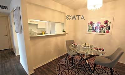 Living Room, 3600 North Hills, 1