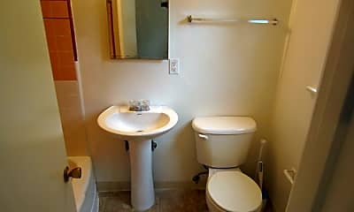 Bathroom, 1739 E 1st St, 2