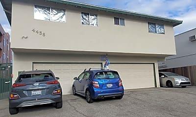 Building, 4458 Woodman Ave, 1