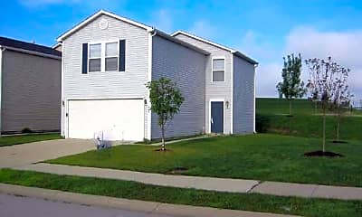 Building, 605 Fern St, 0