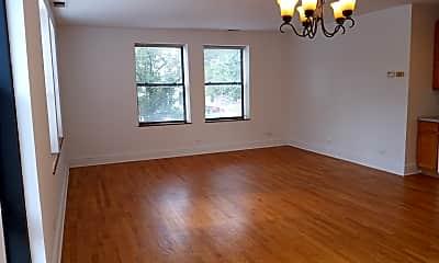Bedroom, 5934 N Winthrop Ave 2E, 1