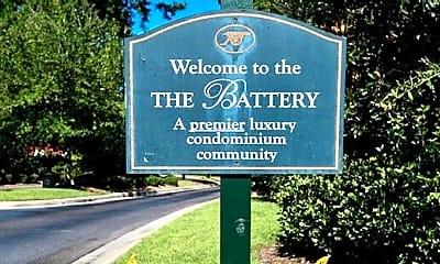 Community Signage, 1420 Basildon Rd, 1