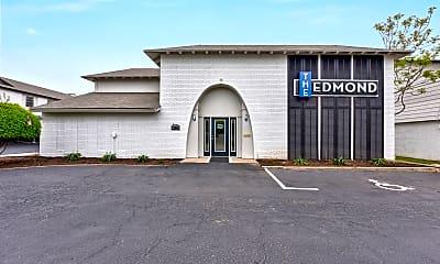 Leasing Office, The Edmond, 2