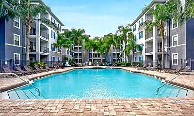 Pool, University LinQ - Per Bed Lease, 0