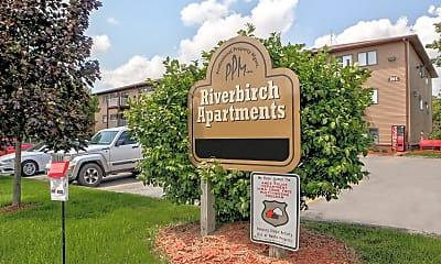 Community Signage, Riverbirch, 0