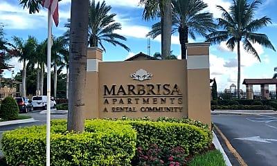 Marbrisa Apartments, 1