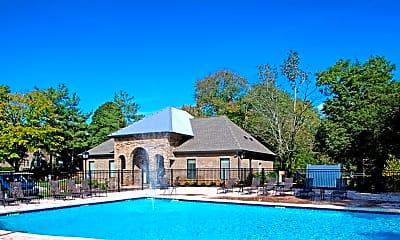 Pool, Goldelm at Cedar Bluff, 0