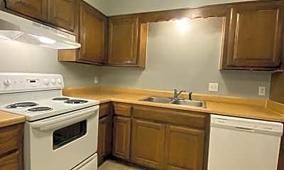 Kitchen, 1401 W Madison St, 1