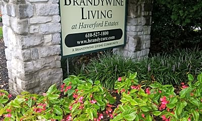 Haverford Estates, 1